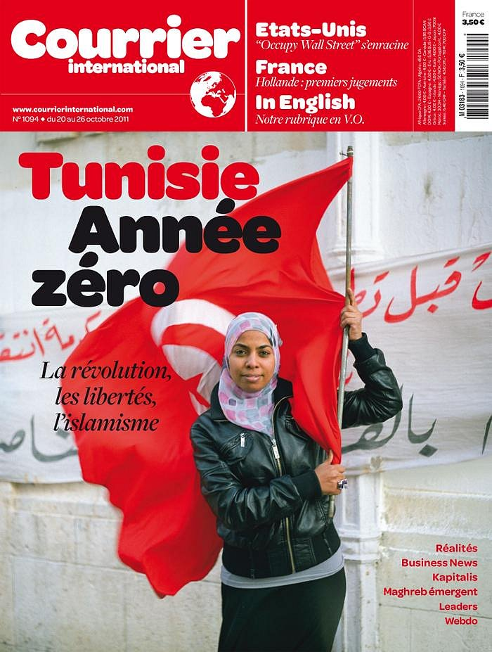 Martin Barzilai Courrier International -Tunisie