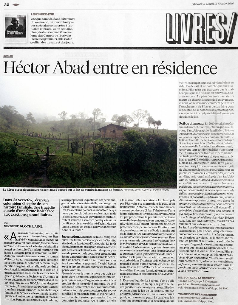 Libération - Colombie